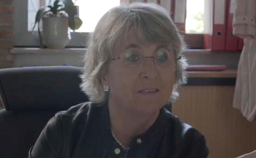 Directora de la escuela de «Sint Vincentius» (Bélgica)