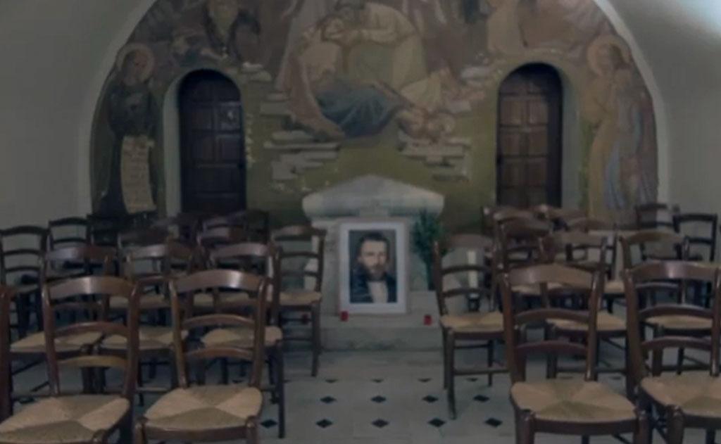 La sepultura de Federico Ozanam