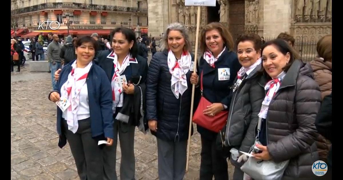 La AIC en Francia: las mujeres al servicio de los más vulnerables