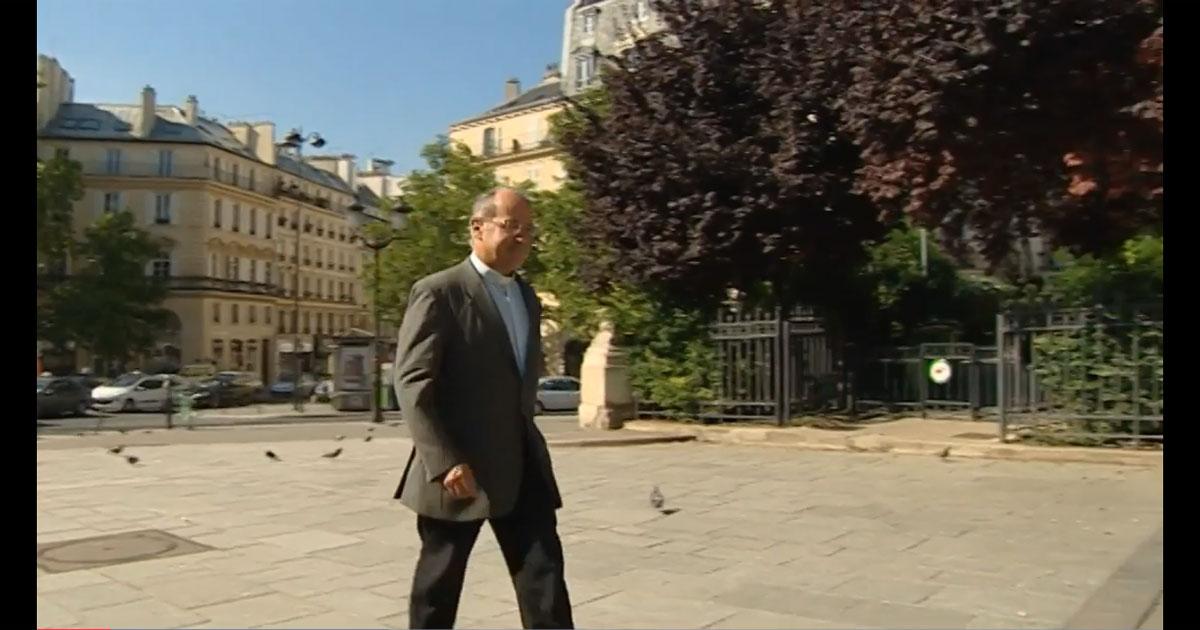 Tras los pasos de san Vicente de Paul: un sacerdote en París