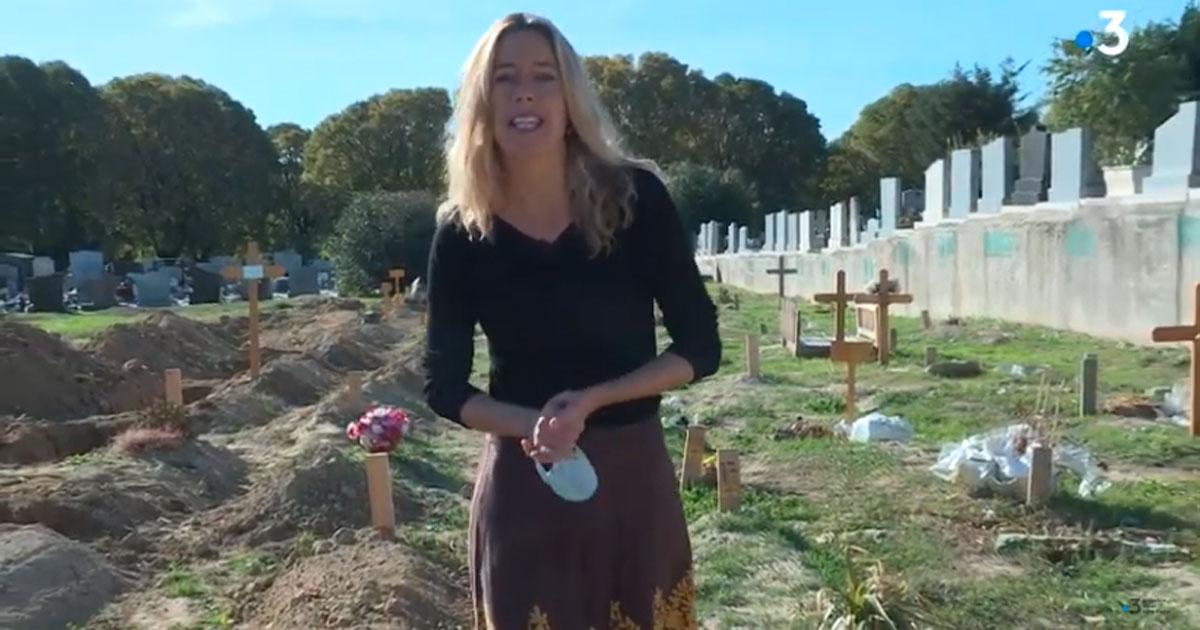 Programa de enterramiento de indigentes en Marsella