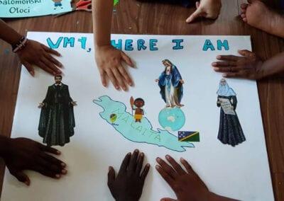 Carisma Vicenciano en las Islas Salomón