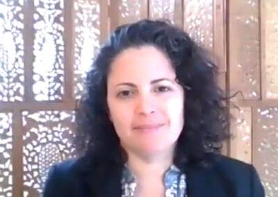 Entrevista con Natalie Monteza de la Alianza para Personas sin hogar de la Familia Vicenciana