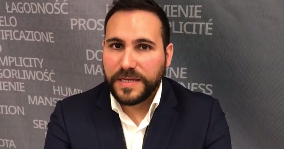 """Entrevista con Pablo Moreno, director de """"Red de Libertad"""""""