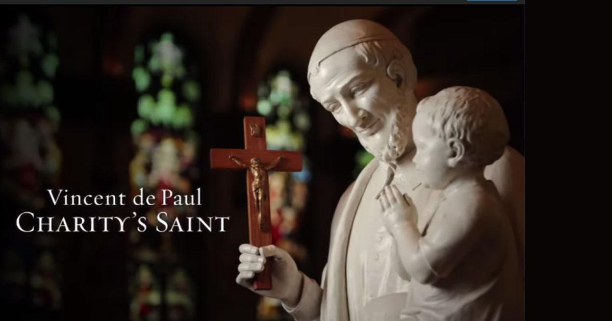 Vicente de Paúl: el Santo de la Caridad