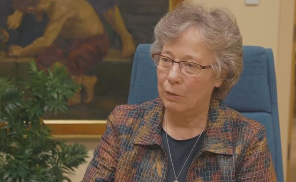 Eileen Haynes : Que veut dire être vincentien ?