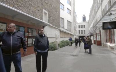 Présentation des chapelles de la maison mère des FDLC et des CM, Paris