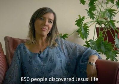 """Spojrzenie za kulisy musicalna muzyczny """"Jezus – Dar Życia"""" (""""Jesus the Gift of a Life"""")"""