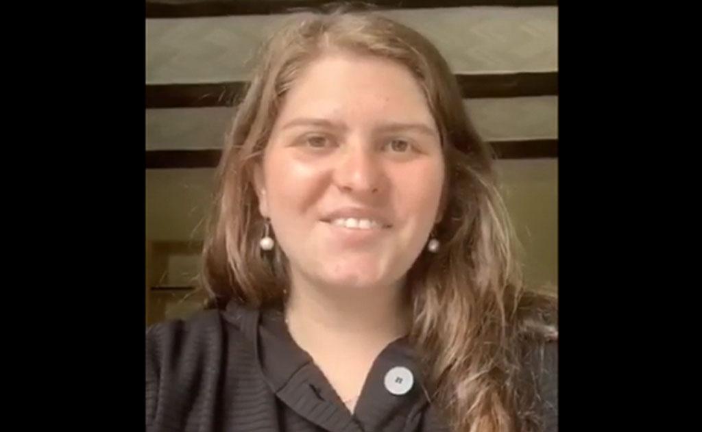Testemunho de um jovem da SSVP: Rachel