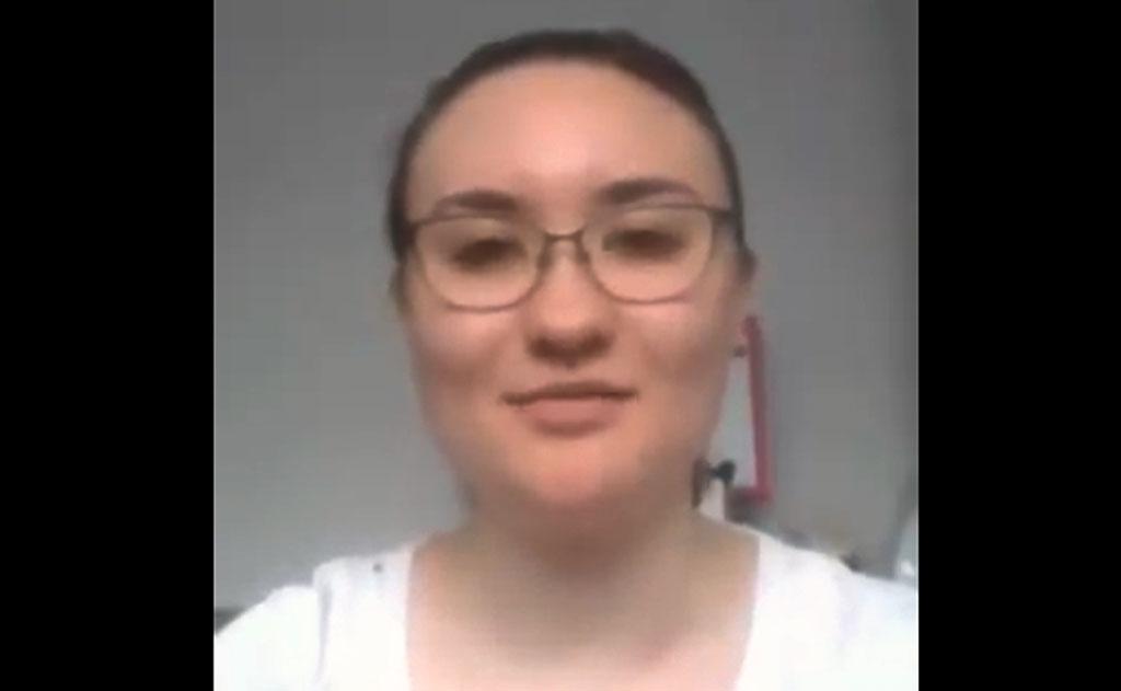 Testemunho de um jovem da SSVP: Sophia