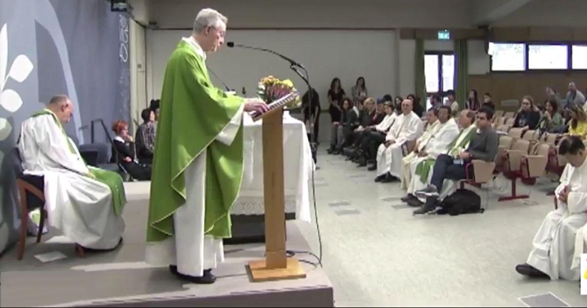 Eucaristia Final do FV400