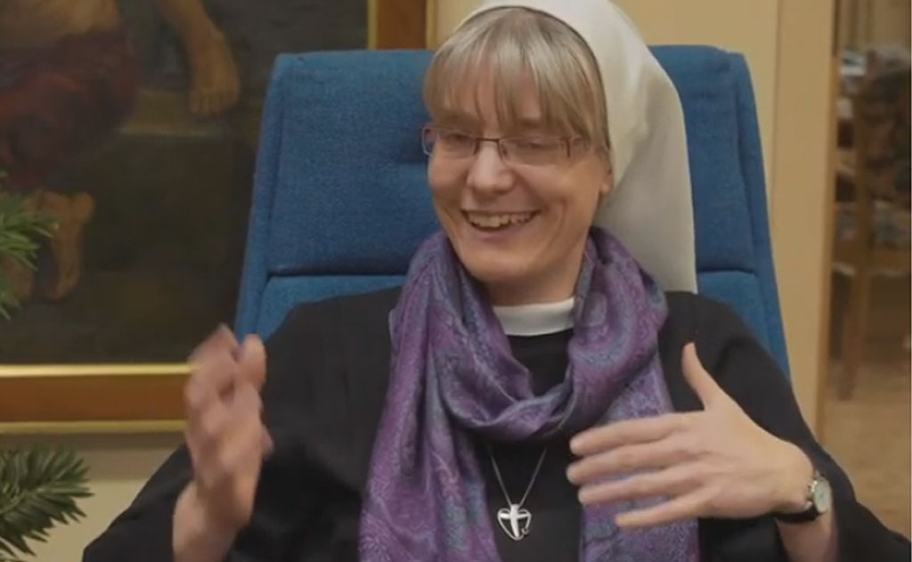 Barbara Flad: What does it mean to be a Vincentian?