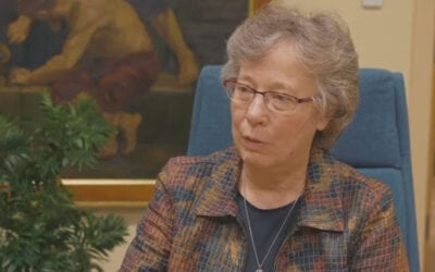 Eileen Haynes: What does it mean to be a Vincentian?