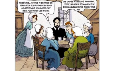The History of the AIC in France, as told to young people