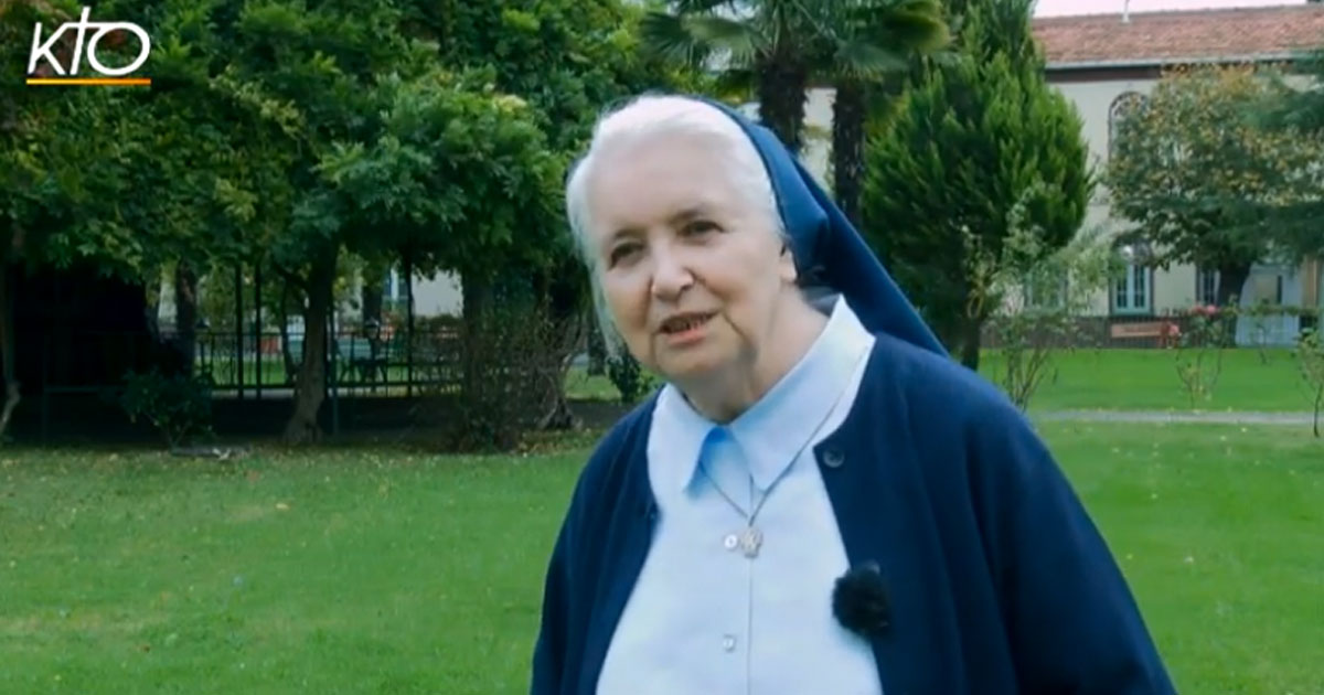 Sister Catherine, Daughter of Charity in Istanbul