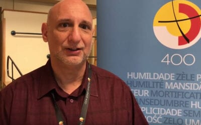 Father Joseph Agostino CM Describes the Finding Vince 400 Film Festival