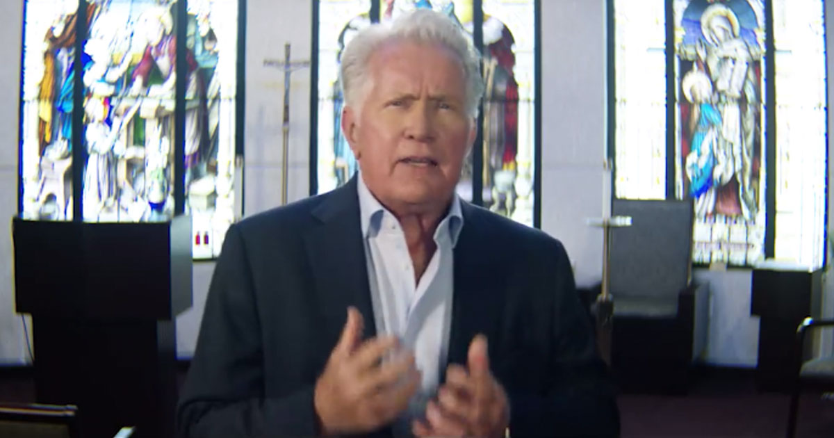 Martin Sheen Introduces the FV400 Film Festival